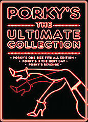 Porky's - The Ultimate Collection (DVD, ...
