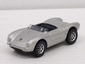 Porsche-550-A-Spyder-in-silber-ohne-OVP-Maisto-1-55-alt