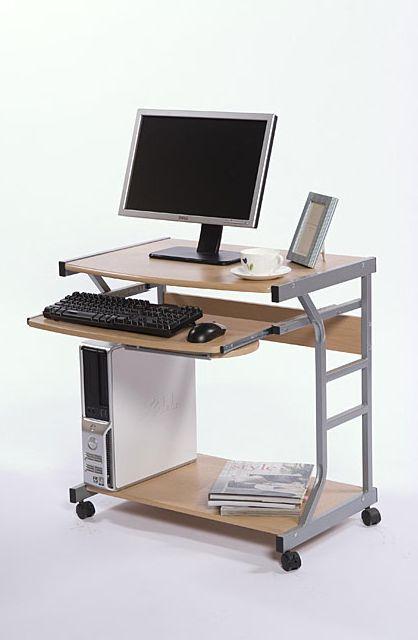 Portable puter Desk Laptop Cart fice Student