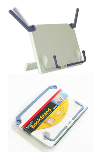Portable Folding Book Stand Reading Desk Documents Holder Bookholder Bookstand in Books, Accessories, Book Stands, Holders | eBay