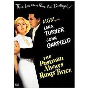 The Postman Always Rings Twice (DVD, 200...