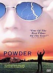 Powder (DVD, 1999)