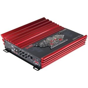 Power acoustik car amp