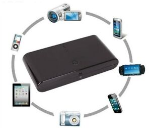 Power-Bank-12000mAh-Externer-Mobiler-Akku-Ladegeraet-iPhone-5-iPad-4-Galaxy-S3