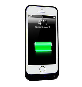 Power-Pack-Zusatzakku-fuer-Apple-iPhone5-5S-5SE-Bumper-Cover-Huelle-Schale-Folie