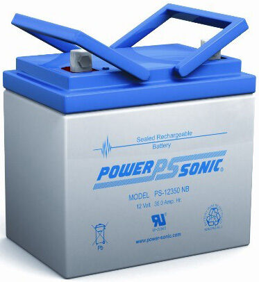 Power-Sonic 12V 35AH Group U1 Deep Cycle Sealed Battery in Consumer Electronics, Multipurpose Batteries & Power, Rechargeable Batteries | eBay