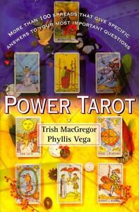 Power Tarot : More Than 100 Spreads That...