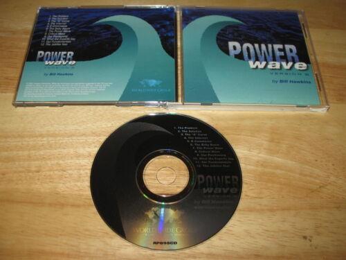 Power Wave Version II by Bill Hawkins Quixtar CD 2001 Puryear Enterpr. 12-tracks in Everything Else, Career Development & Education, Other | eBay