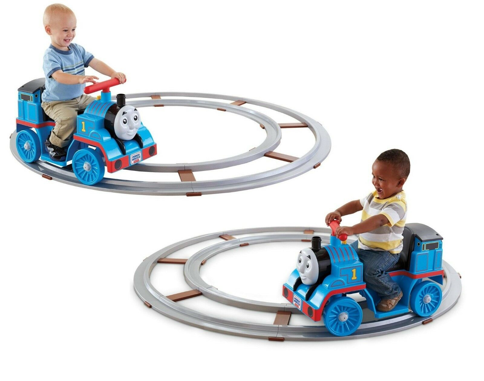 Push Toys For Toddlers : Fisher price kids ride on train track toddler toy push