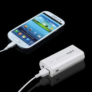 Powerbank-5600mAh-externer-mobiler-USB-Zusatz-Akku-f-Samsung-Galaxy-Note-3-Weiss