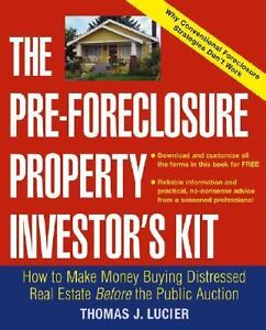 The Pre-Foreclosure Property Investor's ...