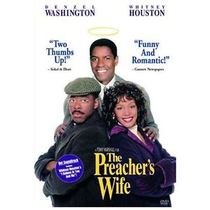 The Preacher's Wife (DVD, 2002)