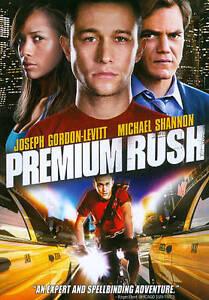 Premium Rush DVD, 2012, Includes Digital Copy UltraViolet | eBay