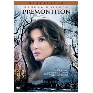 Premonition (DVD, 2007, Widescreen)