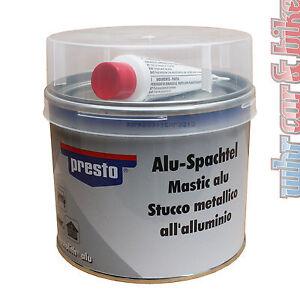 Presto-Metallspachtel-250g-prestolith-alu-Spachtel-inkl-Haerter-Dupli-Color