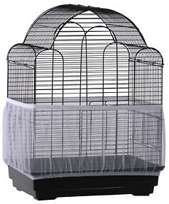 Prevue Hendryx SEED GUARD Mesh seed catcher for Bird Cages (Cage Not Included) in Pet Supplies, Bird Supplies, Cages | eBay