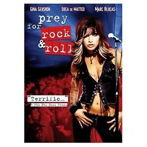 Prey for Rock & Roll (DVD, 2004)