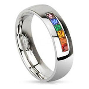 pride shack pride wedding ring band