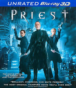 Priest (Blu-ray Disc, 2011, 3D)