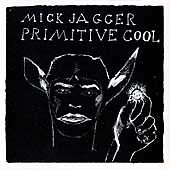Primitive Cool by Mick Jagger (CD, Sep-1...