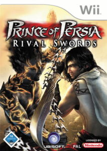 Prince Of Persia: Rival Swords (Nintendo...