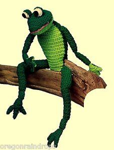 Stuffed Wetlands Animals - Stuffed Frog, two sizes of plush frogs