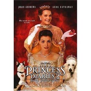 Princess Diaries 2: Royal Engagement (DV...