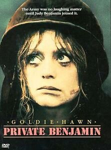 Private Benjamin (DVD, 1997)