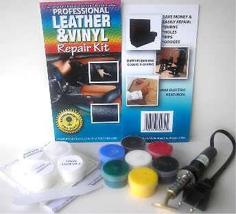 Leather Refinish Color Restorer Cleaner Conditioner Dye
