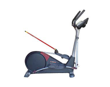 Weight machines for love handles, cross trainer style
