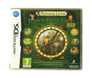 Professor Layton And The Lost Future for...