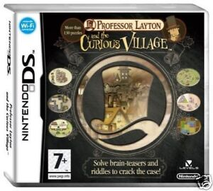Professor Layton & the Curious Village G...