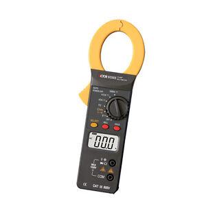 Profi-Stromzange-Zangen-Multimeter-DC-Gleichstromzange-Zangenamperemeter