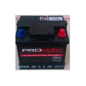 promax 12v 44ah 063 battery renault clio 1 2 1 4 laguna 94 00 1 8 2 0 megane ebay. Black Bedroom Furniture Sets. Home Design Ideas