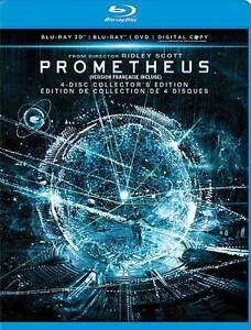 Prometheus 3D (Blu-ray/DVD/DIGITAL COPY, 2012, Canadian; 3D) in DVDs & Movies, DVDs & Blu-ray Discs | eBay