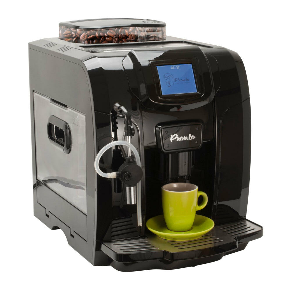 Pronto 712 Fully Automatic Coffee Machine Espresso Cappuccino Latte ...