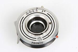 Pronto-Verschluss-von-AGC-Kameraanschluss-25mm-Objektivanschluss-22mm