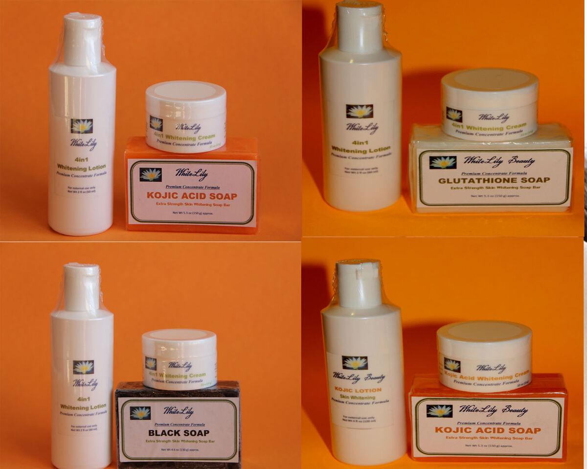 Lightening Skin Program Secret Skin Whitening Forever Ebay