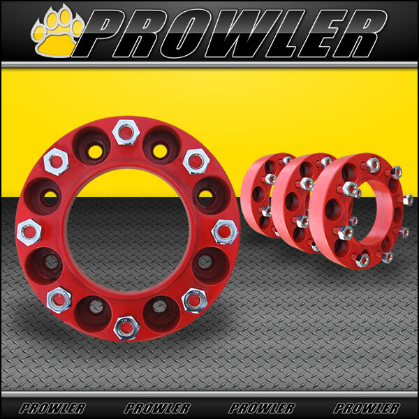 John Deere 10 Bolt Wheel Spacers : Prowler rubber tracks and tires skid steer wheel spacers