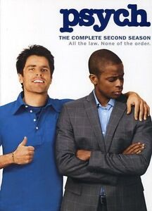 Psych - The Complete Second Season (DVD,...