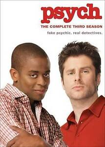 Psych - The Complete Third Season (DVD, ...