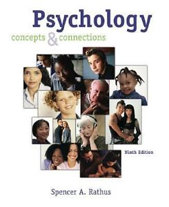 Psychology : Concepts and Connections by...