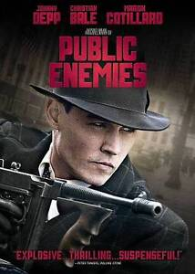 Public Enemies (DVD, 2012, With Movie Ca...