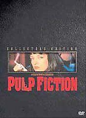 Pulp Fiction (DVD, 2002, 2-Disc Set, Col...
