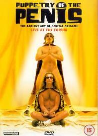 Puppetry Of The Penis (DVD, 2001)