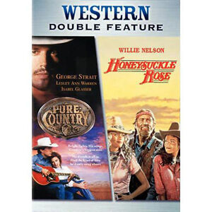 Pure Country/Honeysuckle Rose (DVD, 2006...