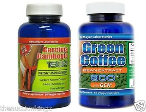 garcinia cambodia in combo with green coffee bean cleanse | Dieting