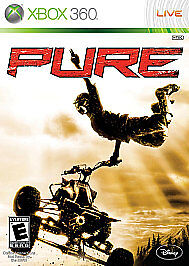 Pure (Microsoft Xbox 360, 2008) - Europe...