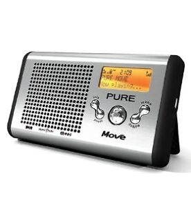 Pure Move DAB, RDS, AM/FM Radio