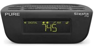 Pure-Outlet-Siesta-Mi-DAB-Digital-FM-Clock-Radio-LCD-Display-Dual-Twin-Alarms
